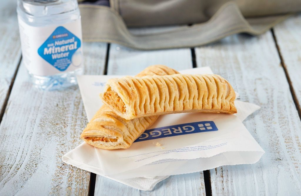 A Nutritionist S Take On The Greggs Vegan Sausage Roll Launching Today Vegan Sausage Rolls Vegan Sausage Sausage Rolls