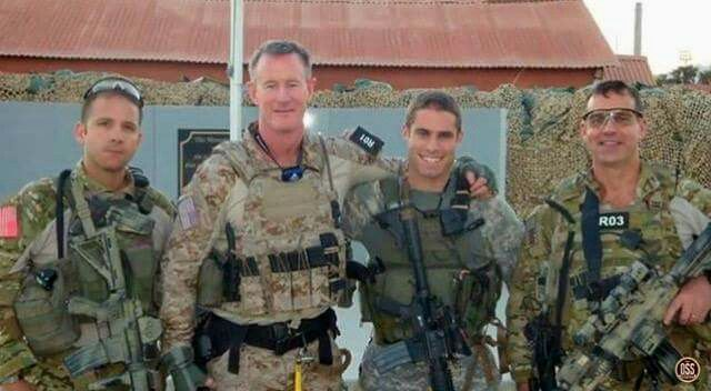 Seal admiral mcraven navy Special Operations