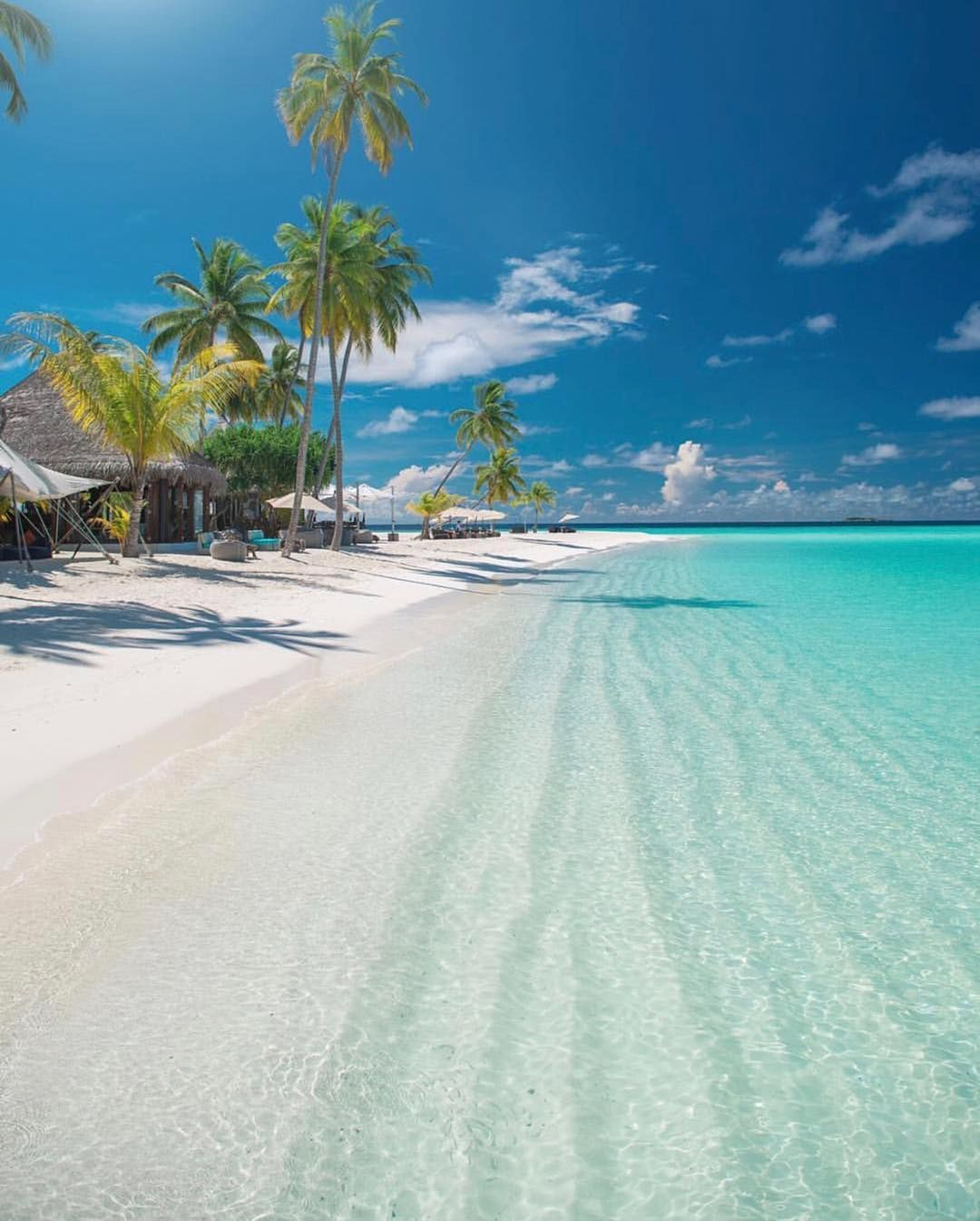 Maldives Beach: 10 Best Photos From The Above Of Maldives