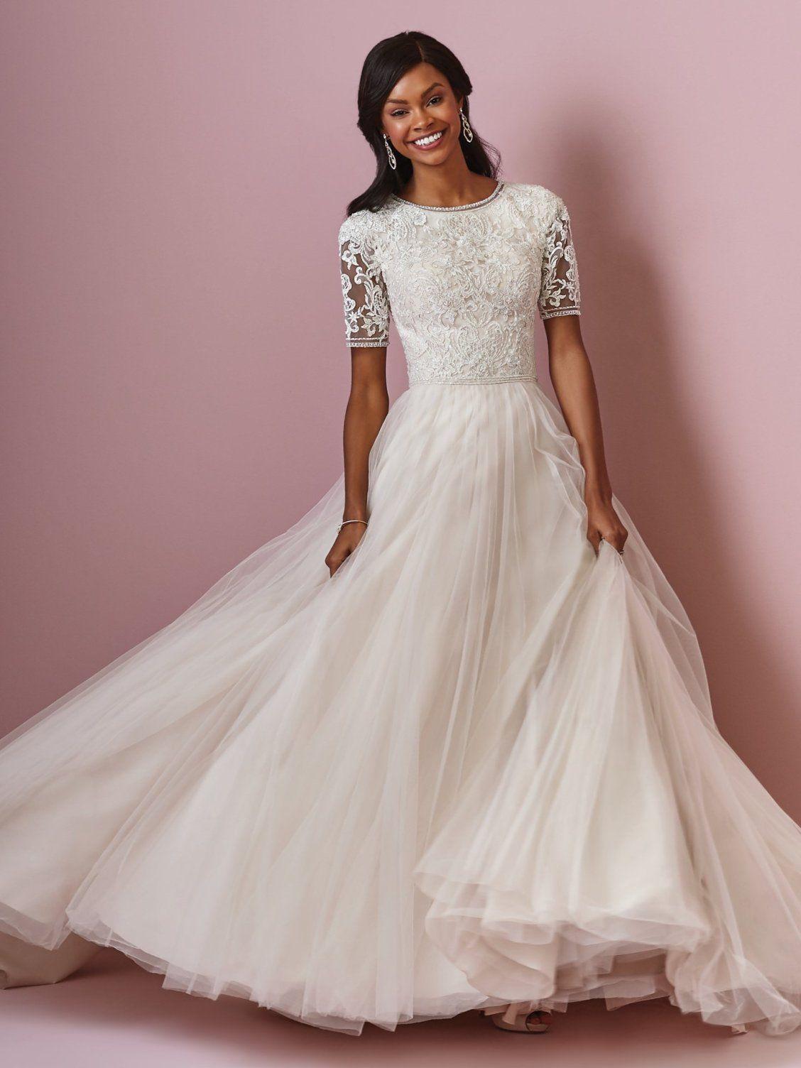 Eliza Anne By Rebecca Ingram Wedding Dresses Wedding Dresses Modest Bridal Gowns Perfect Wedding Dress