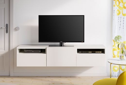 Besta Tv Bench Wall Mount Seo Livingrooms Tmhrvw