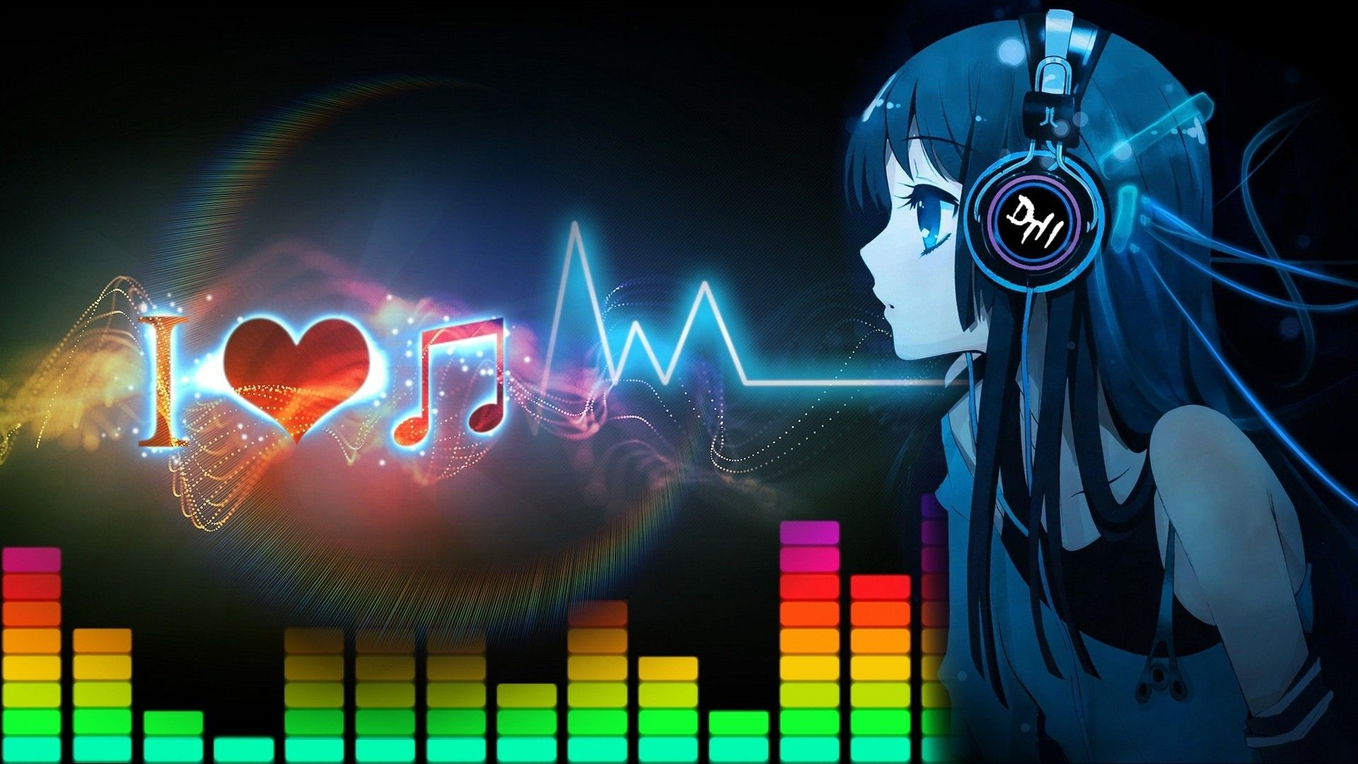 10 Best Anime Music Wallpaper 1920X1080 FULL HD 1920×1080