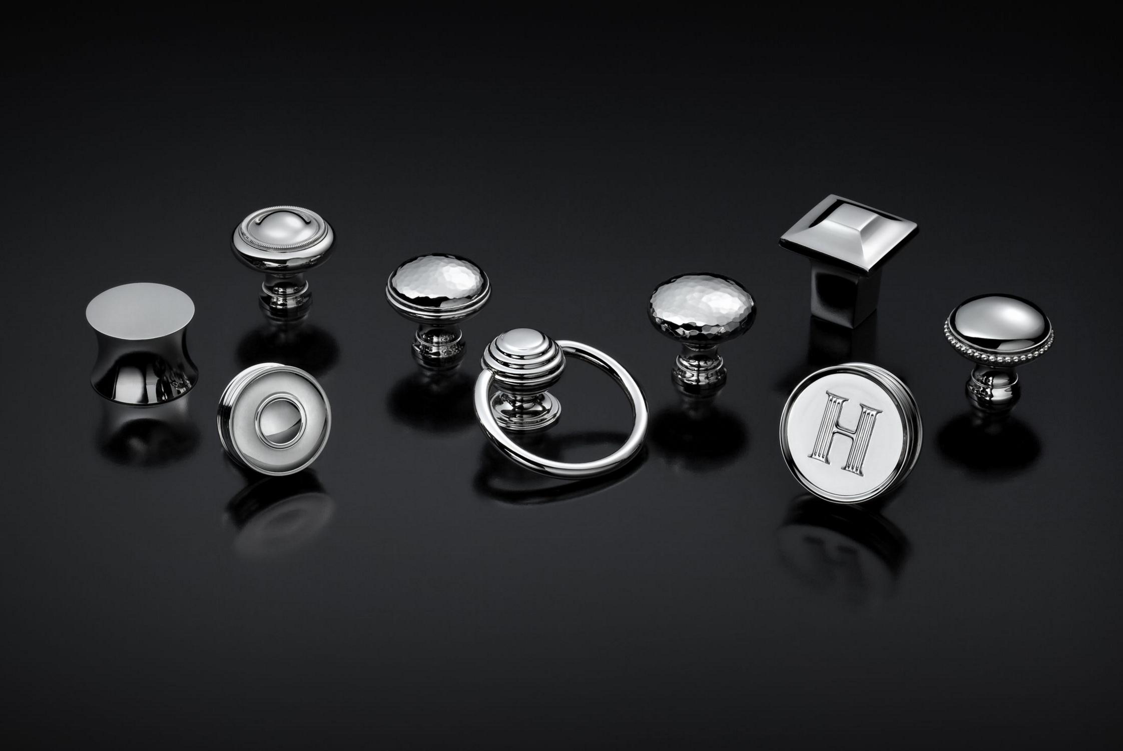 Hamilton Sinkler Luxe Interiors Design Cabinet Hardware