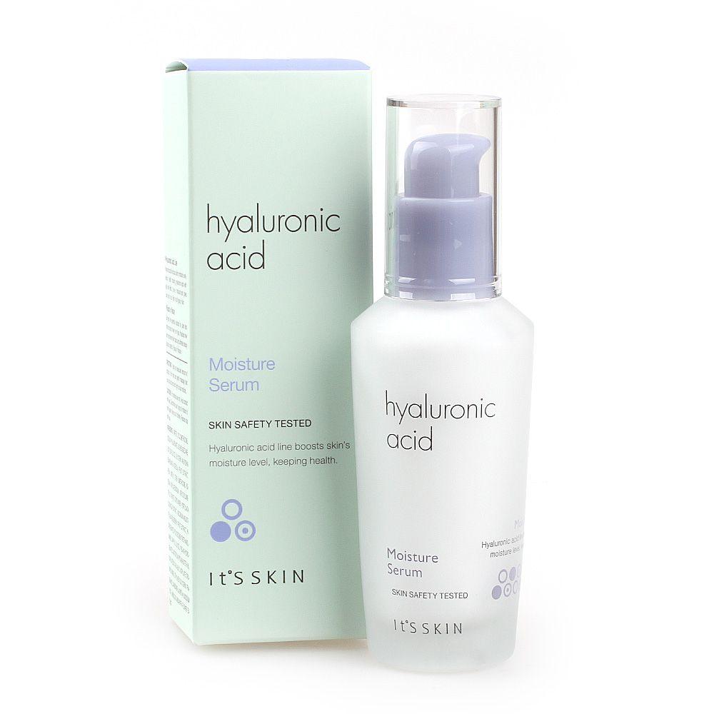Its Skin Hyaluronic Acid Moisture Serum Wishlist Pinterest Votre Peau Facial Sun Shield Spf 50 30ml