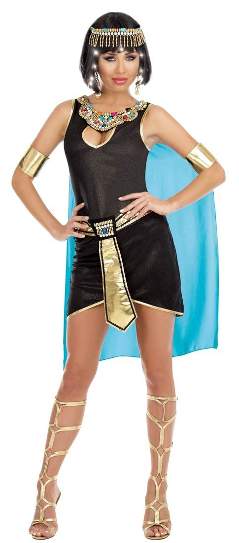 Cleopatra Sexy Costume - Egyptian Costumes  b212cf2ff913