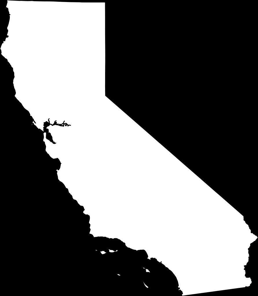 Filling Non Standard Shapes California Outline California Map Hand Lettering For Beginners