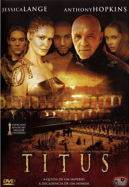 Titus With Jessica Lange Anthony Hopkins Must Watch Movies