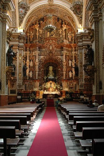 Seville Cathedral Cathedral Church Architecture Seville Spain