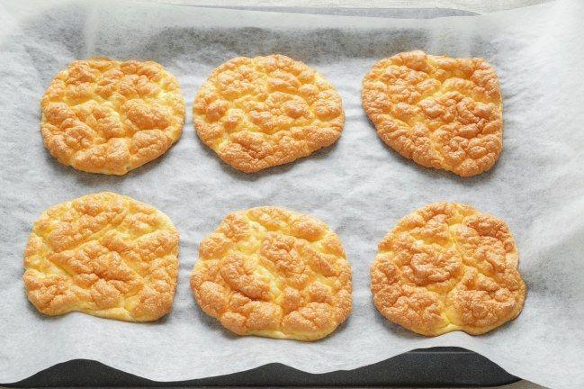 Wolkenbrot – Brot ohne Kohlenhydrate: DER brillante Trend für alle Low-Carb-Fans   – Brot Brötchen
