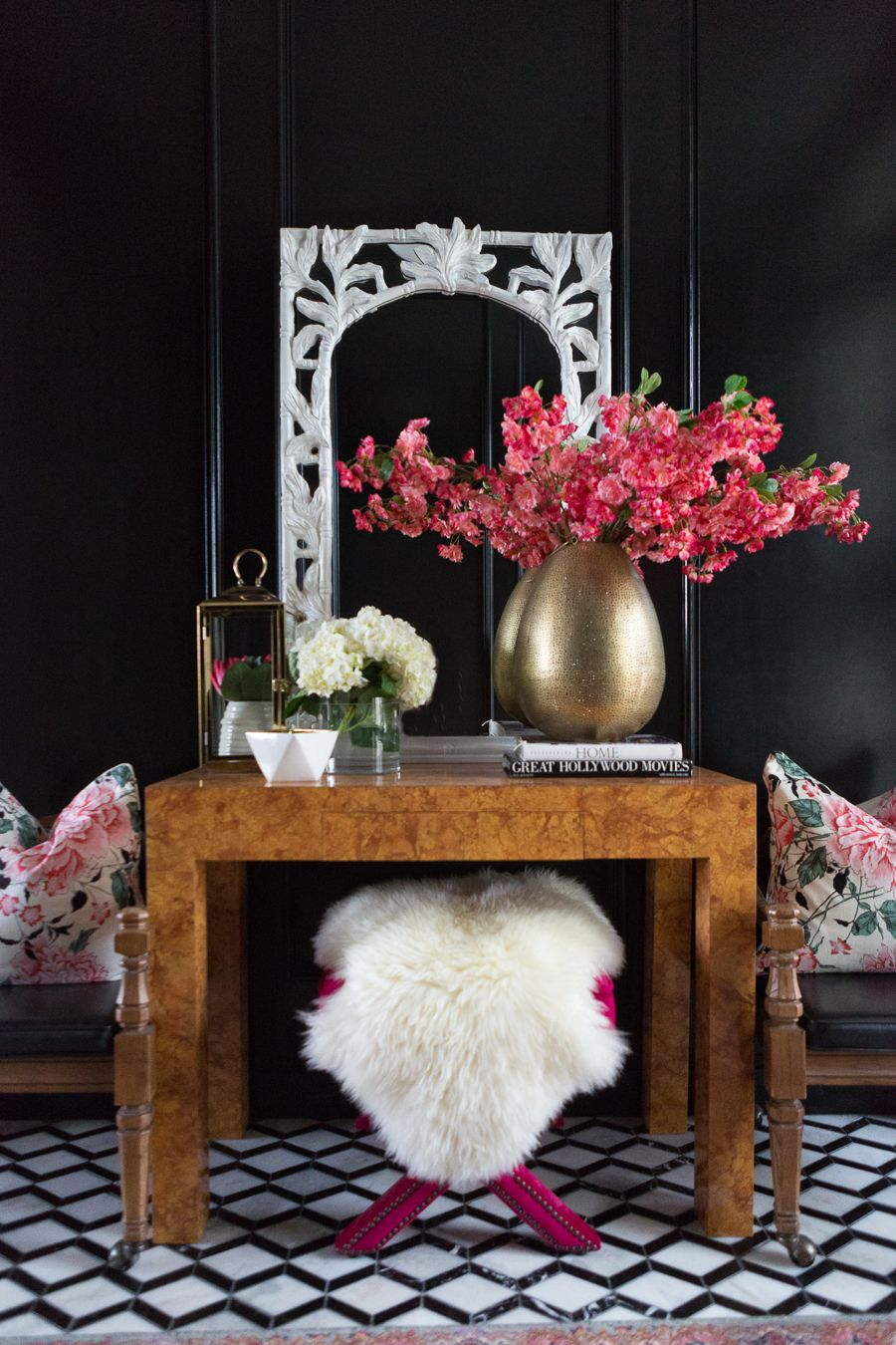 5 tips to decorate your home with drew barrymore flower