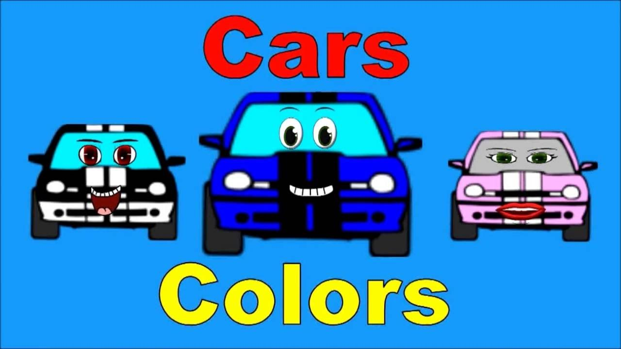 Teaching Colors For Preschoolers, Learn Colors Game