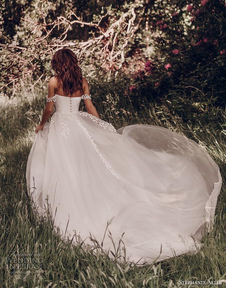 Lace wedding dress for short person january 2019 Stephanie Allin  Wedding Dresses u ucLove Storiesud Bridal