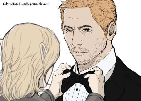Lavellan and Cullen