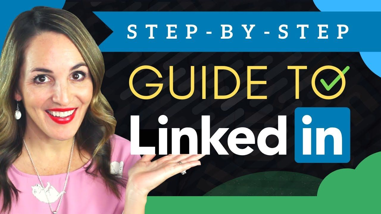 How To Get STARTED On LinkedIn In 2020 (StepByStep For