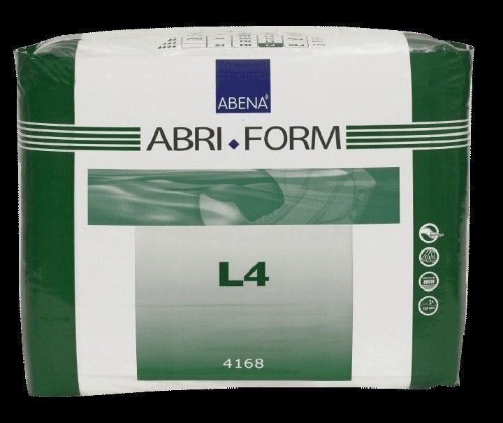 Abena 4168 Abri Form L4 X Plus Absorbent Adult Brief Large Get A