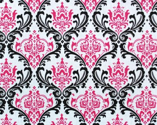 Pink And Black Designs