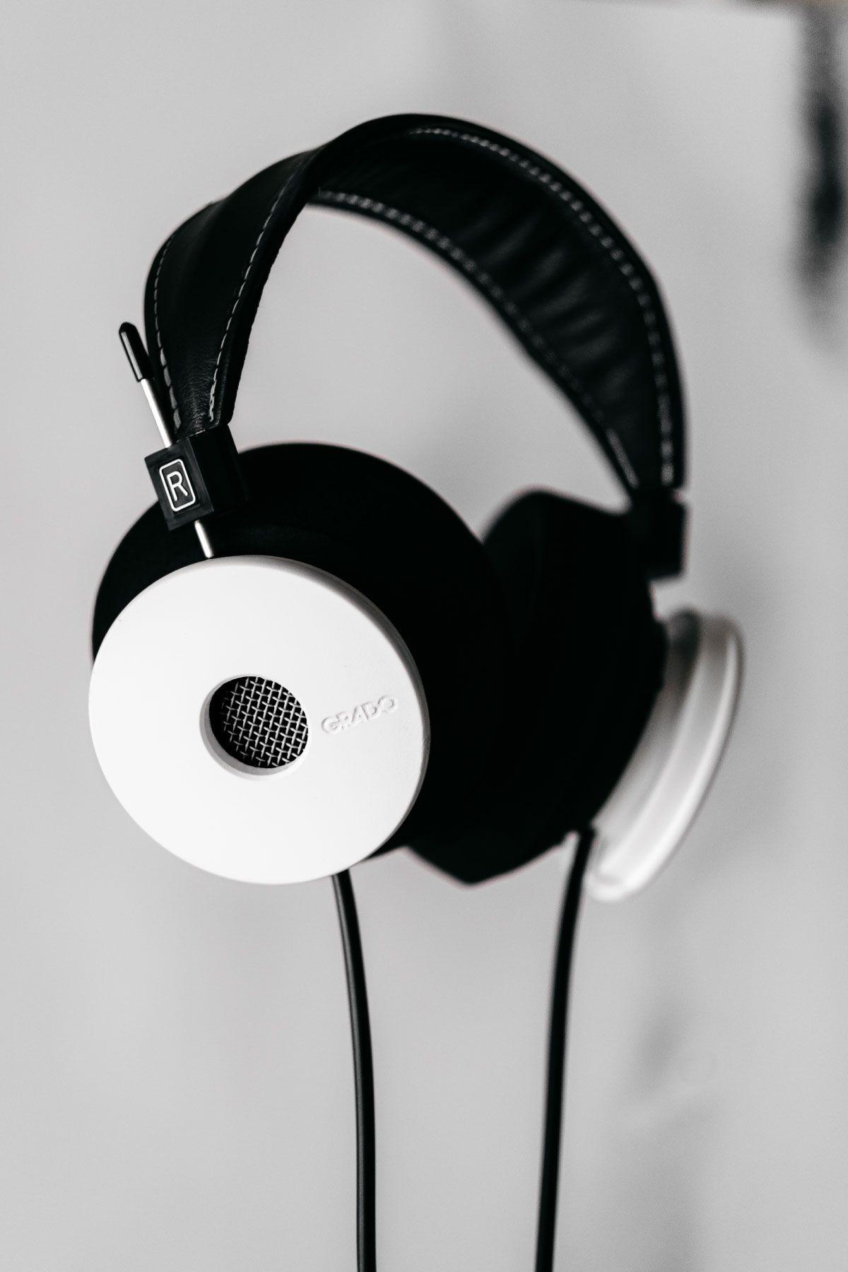 Grado Labs The White Headphone in 2020 White
