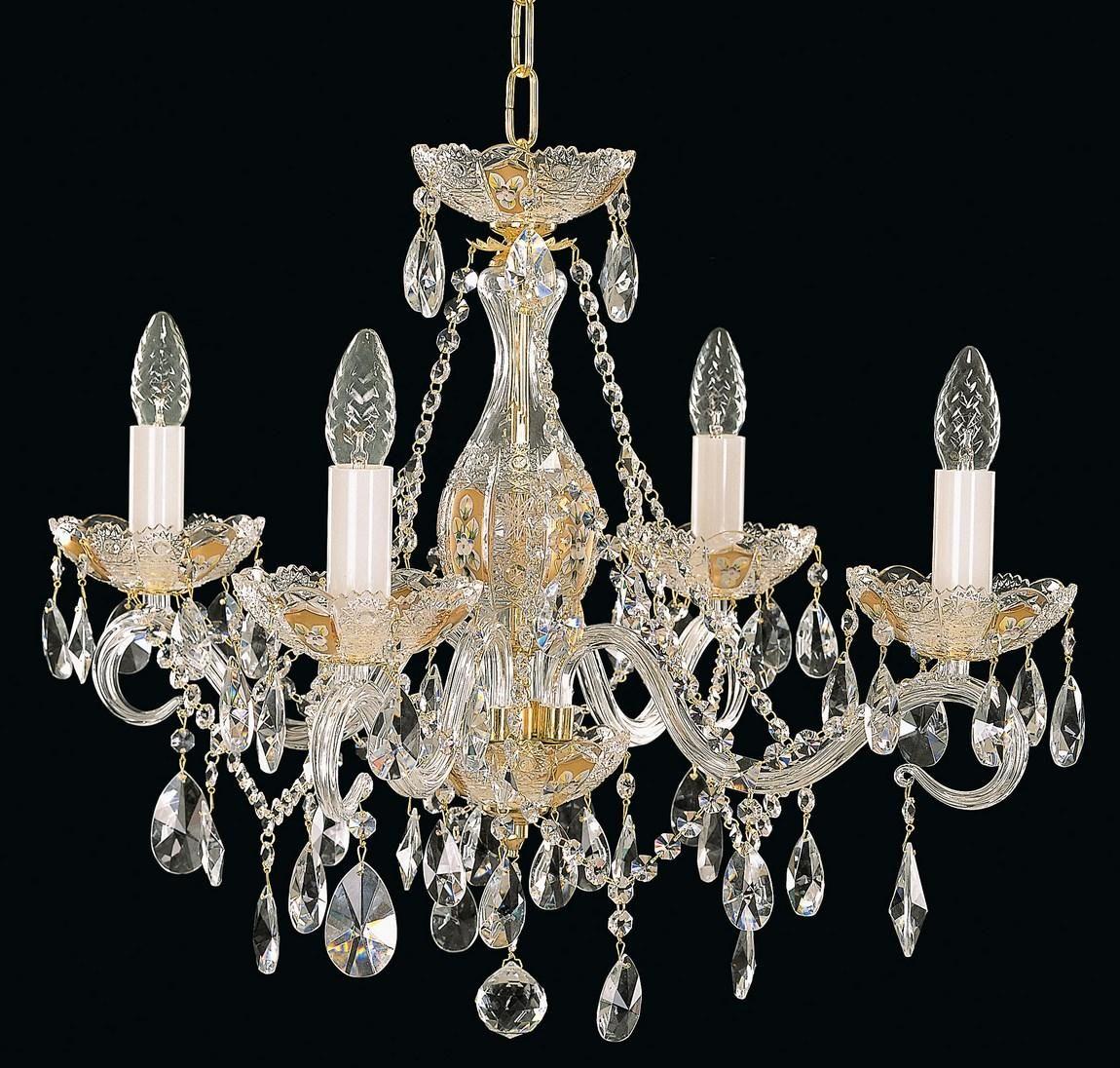 Cut crystal chandelier EL687402 | WALK IN CLOSETS | Pinterest ...