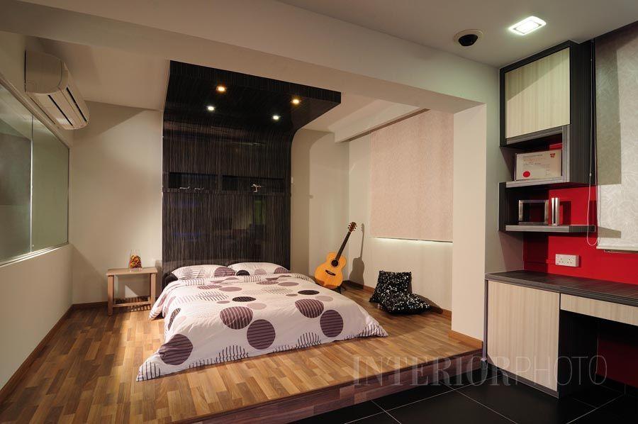 Master Bedroom Platform Bedroom Pinterest Master Bedroom Bedrooms And Platform Bedroom