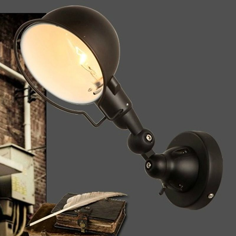 Cage sconce traditional wall lighting led mirror lights and led cage sconce wall lampswall aloadofball Choice Image