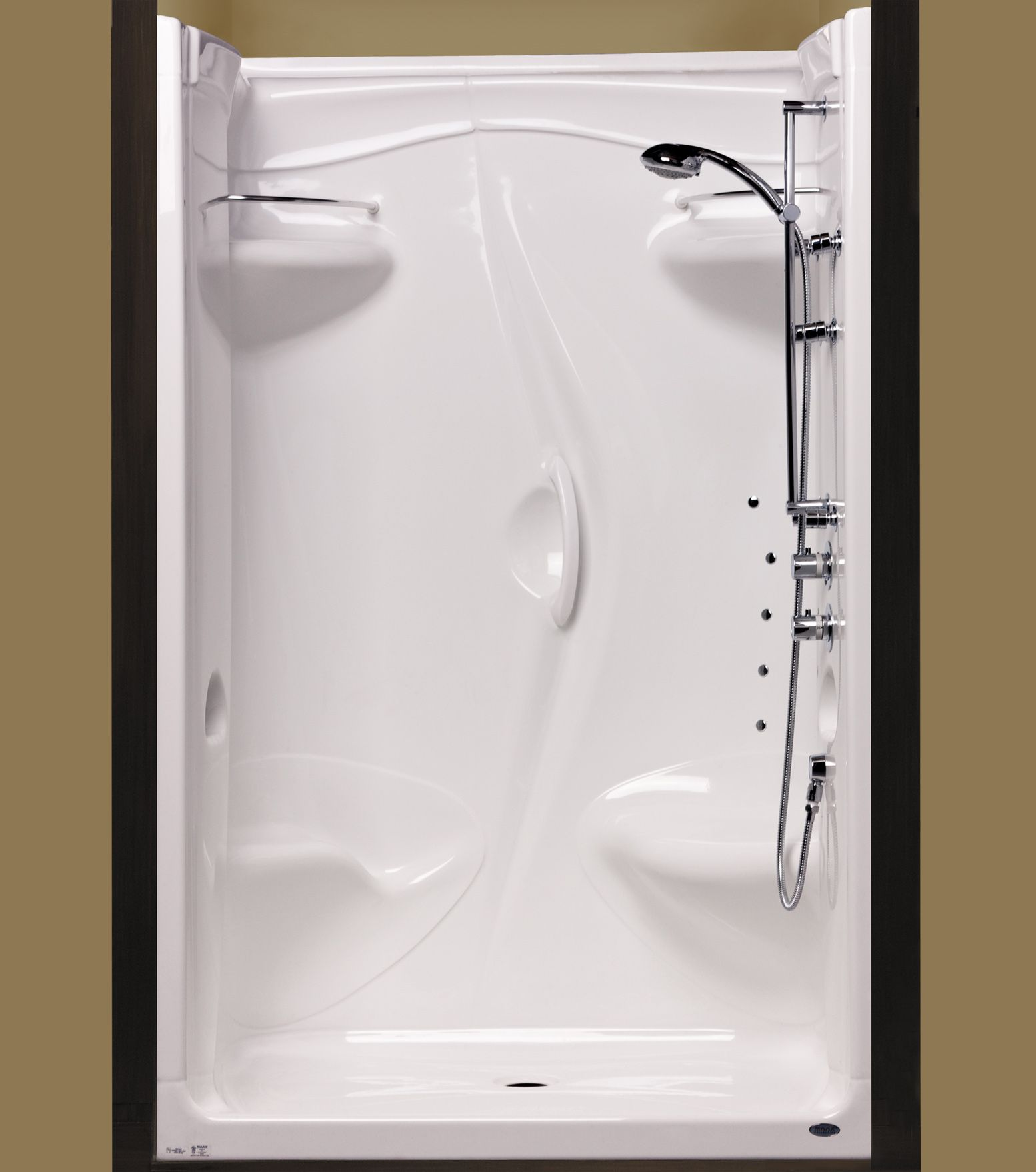 Stamina II Alcove shower - MAAX Collection | Jen | Pinterest | Alcove