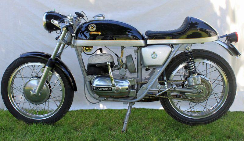 bultaco metrella mk a spanish bike i always wanted but never got a