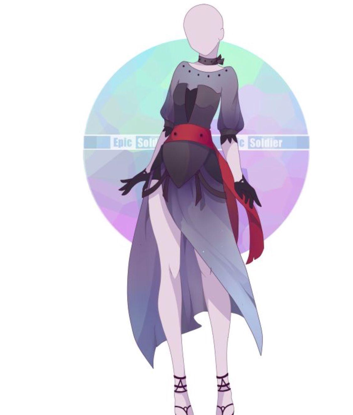 Pin On Fantasy Clothing