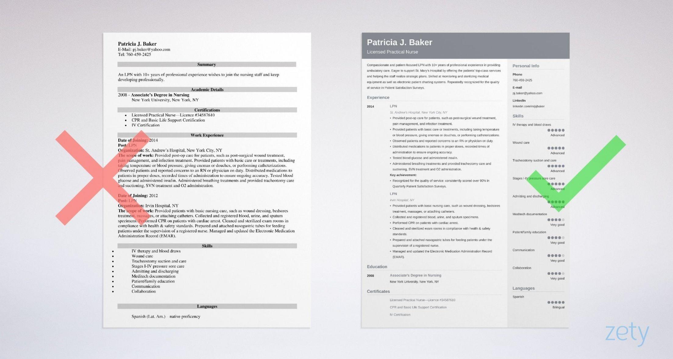 Explore our sample of resignation letter template nurse