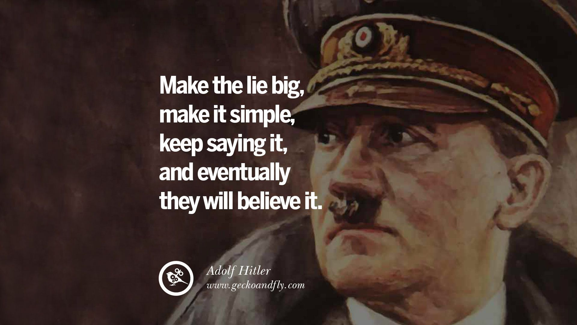 Delicieux Strength Lies Not In Defence But In Attack. 40 Adolf Hitler Quotes On War,  Politics, Nationalism, And Lies | Inspirational Quotes | Pinterest |  Politics And ...