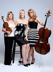 Plan a trip to Eureka Springs for the weekend of August 29, 2015 and see the Eroica Trio at our Auditorium!!