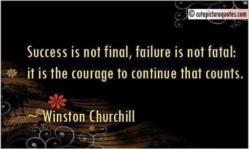 Success Failure Quotes 1