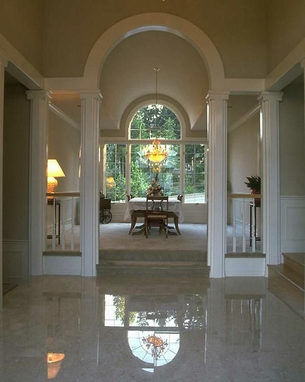 Tile Floor Designs For Living Rooms: Travertine Floor Living Room