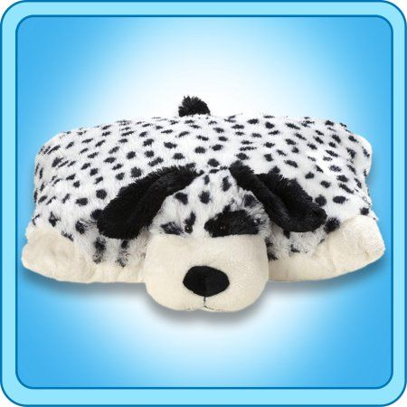 Authentic Pillow Pets Dalmatian Dog Small 11 Plush Toy Gift Walmart Com In 2020 Animal Pillows Dalmatian Dogs Small Dogs