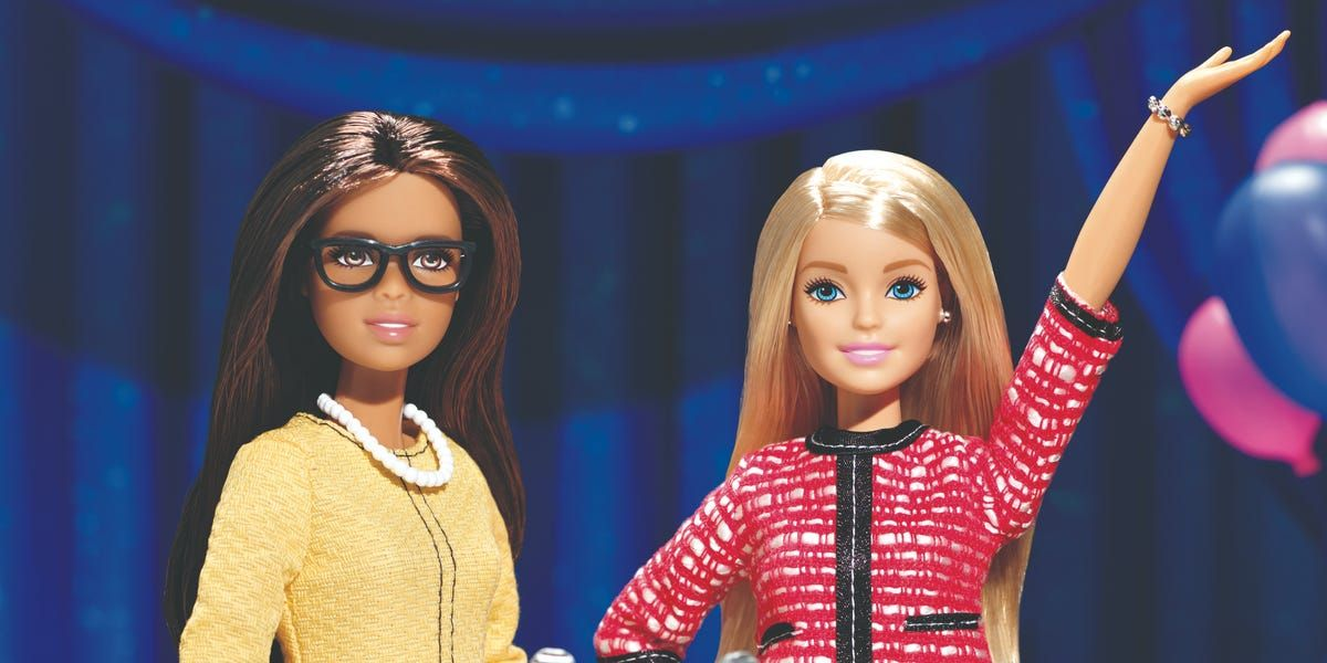 Celebrity Health Barbie Is A Feminist Icon And The Role Model