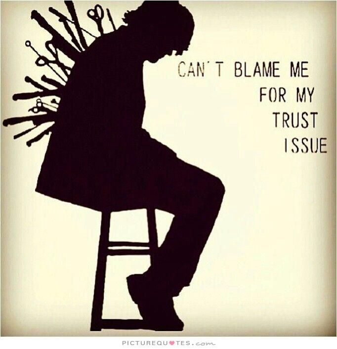 Sad Boy Alone Quotes: Can't Blame Me For My Trust Issue. Picture Quotes.