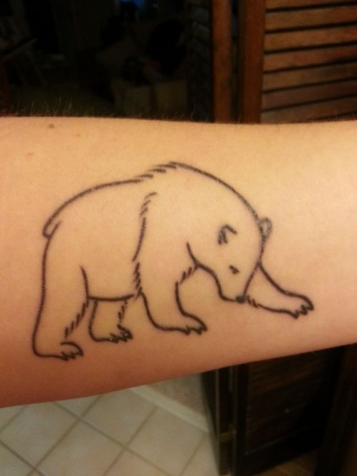 bear tattoo from http://fyeahtattoos.com/