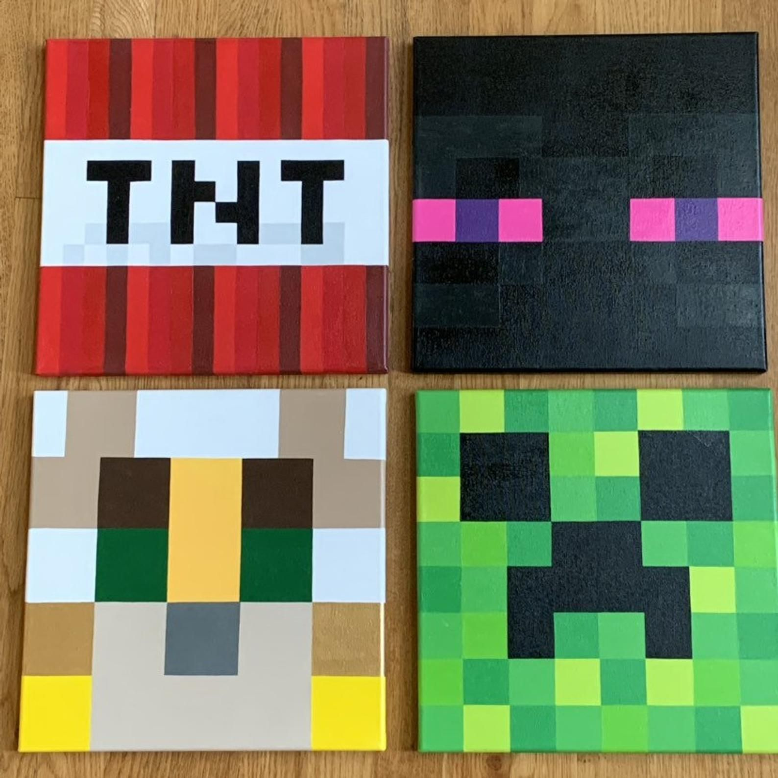 This Item Is Unavailable Minecraft Wall Wall Art Decor Art Decor