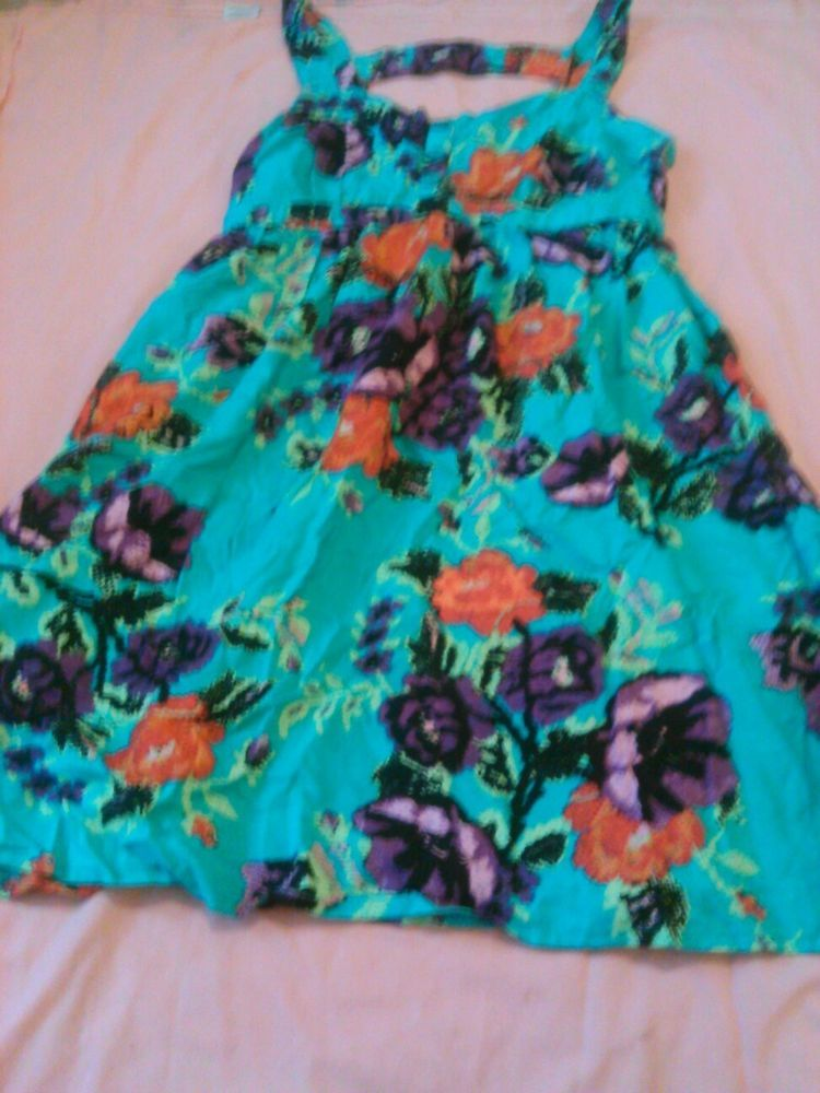 Women's Cute Little Dress Derek Heart Brand Summer Size Medium #DerekHeart #summerdress #Casual