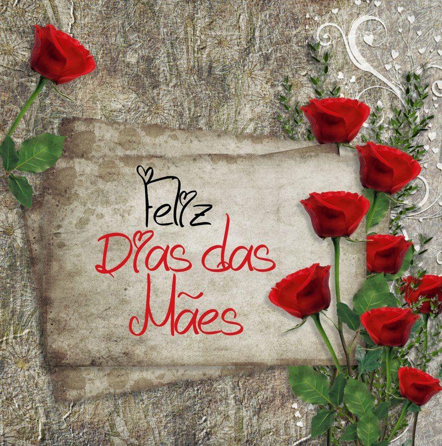 Feliz Dia Das Maes Amor E Carinho Frases De Mãe Pinterest