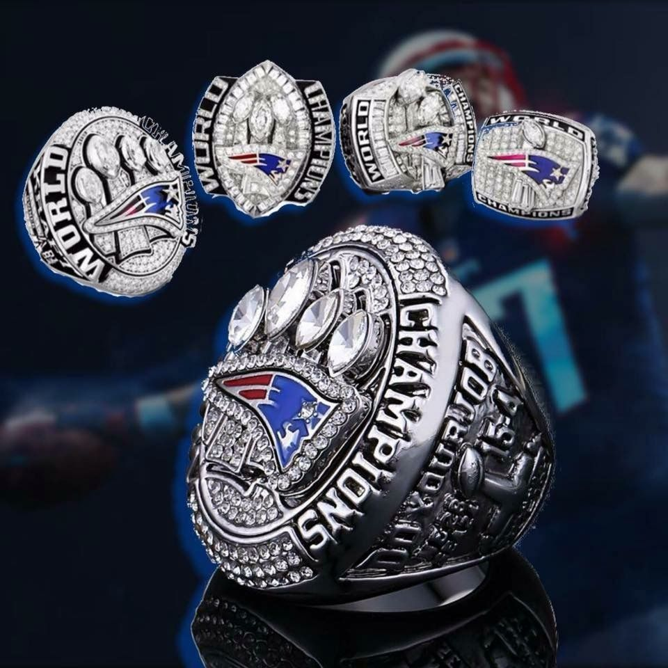 Pin By Galehearnas On My Teams New England Patriots Rings New England Patriots Championships Patriots Fans