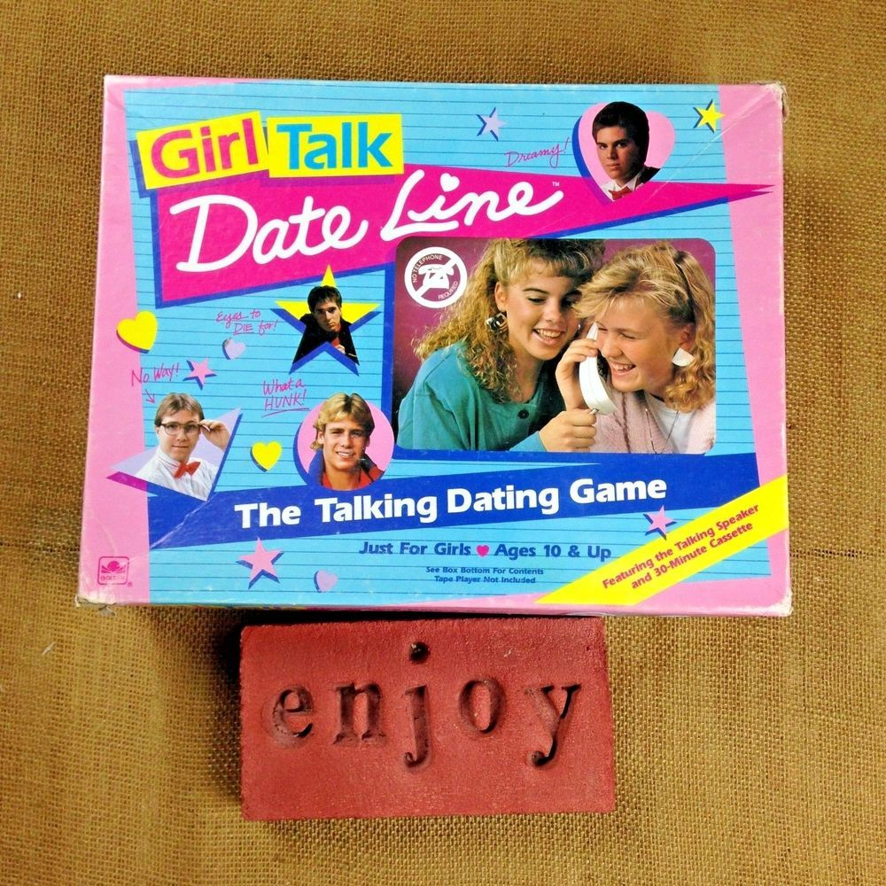 Dating talking games