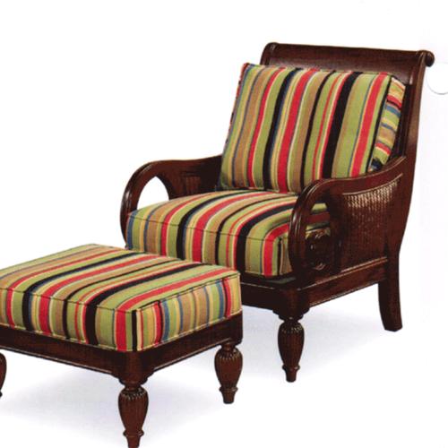 Grand View Lounge Chair Chair Ottoman Chair Ottoman