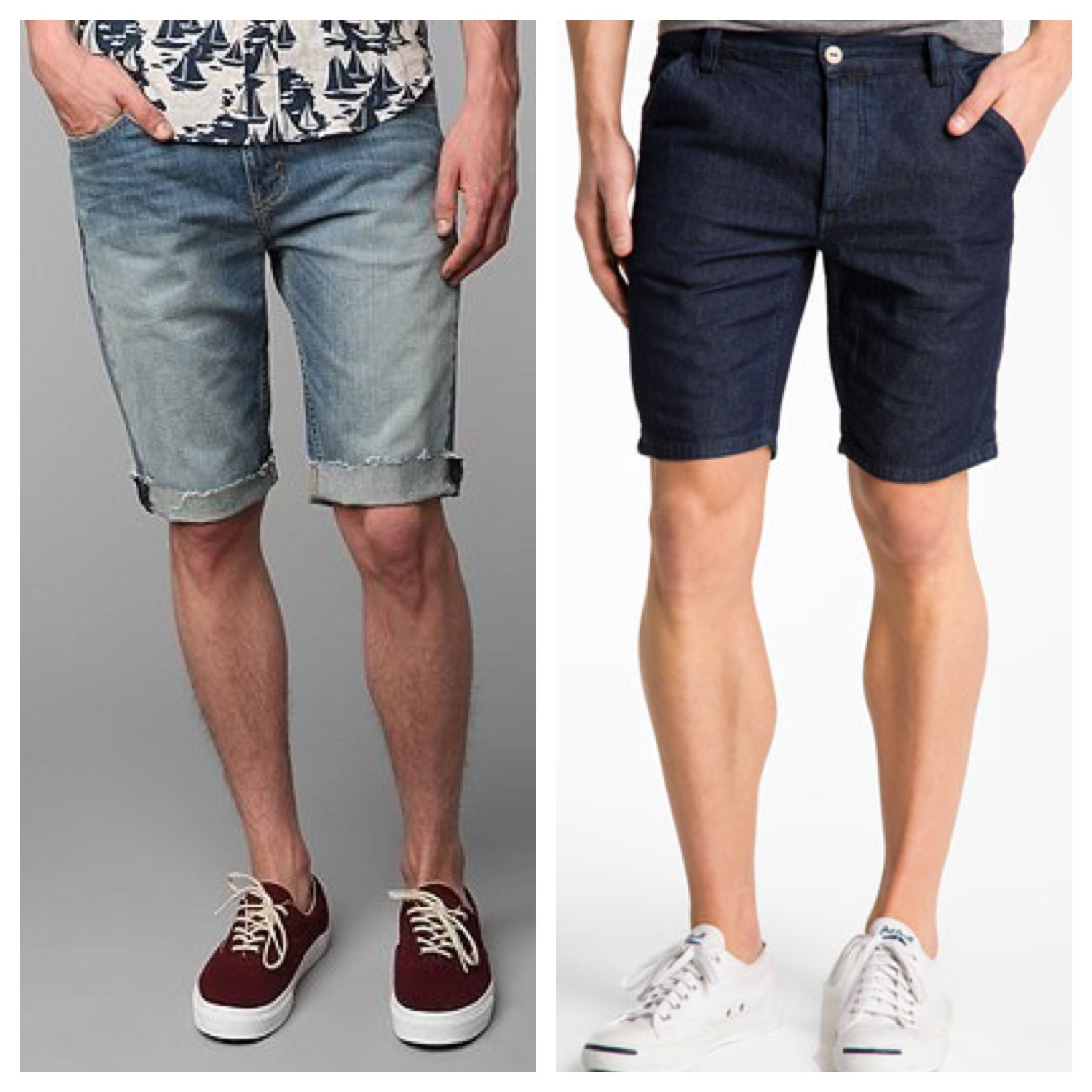 New Mens Shorts Styles - The Else