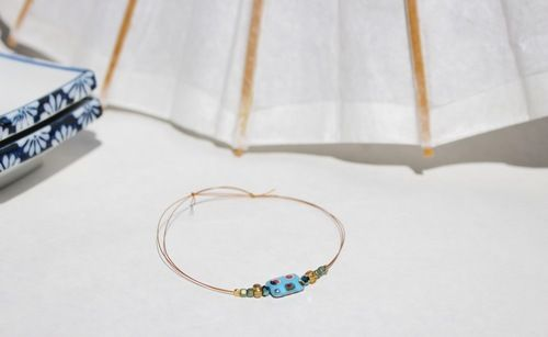 A new Beach Collection for this summer. Delicate and refined bracelets www.adelinesidonie.com