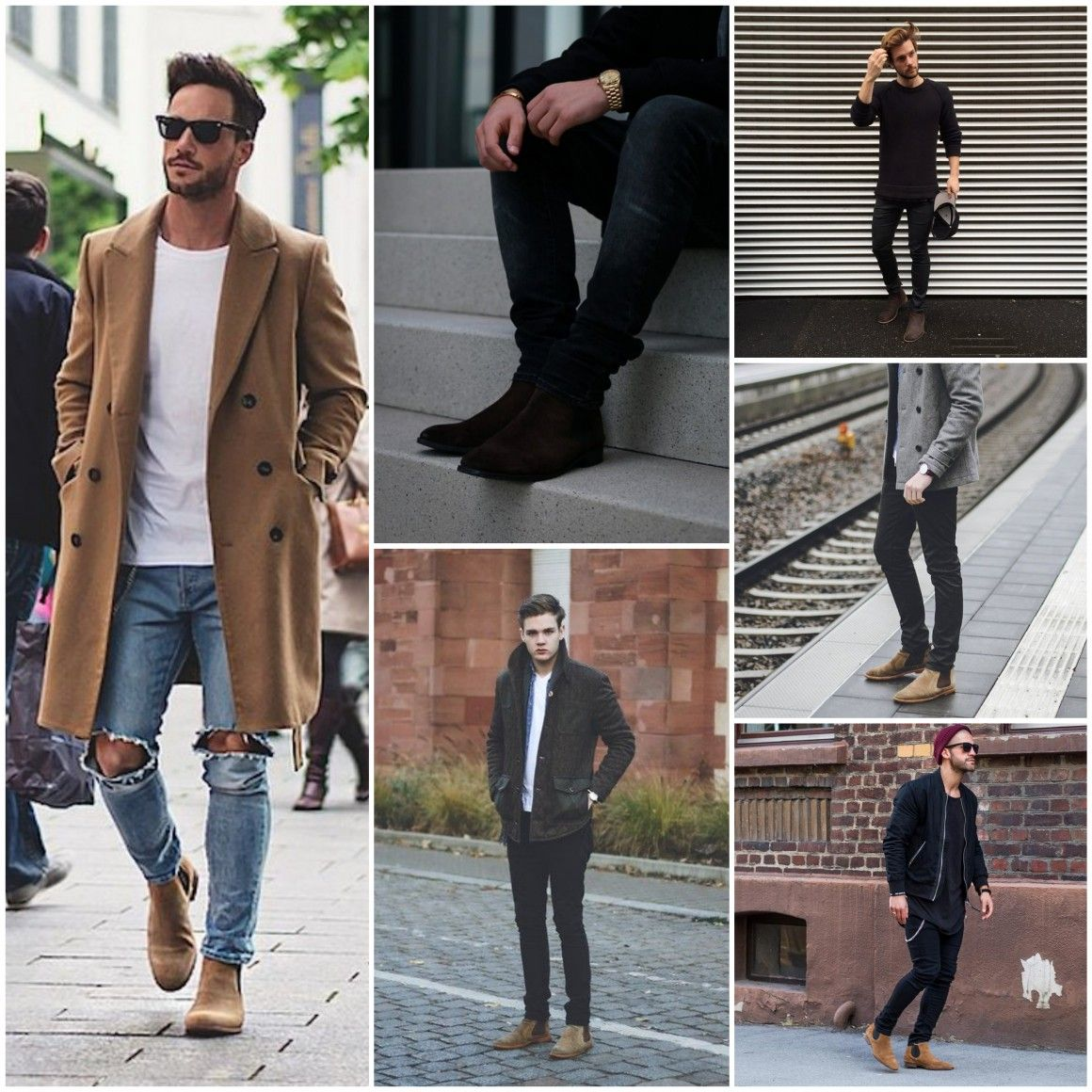Inspiration Chelsea Boots Men By Just Kvn | LUX Man | Pinterest ...