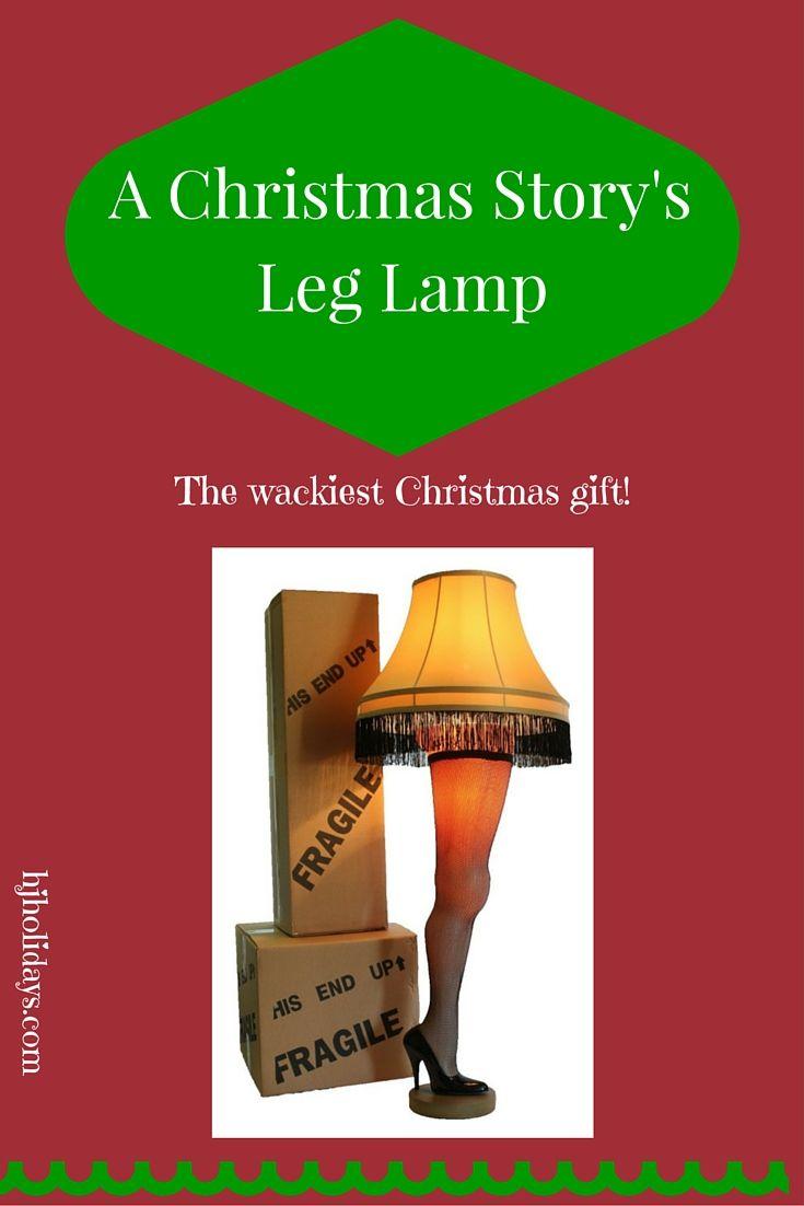 A Christmas Story\'s Leg Lamp: The Wackiest Christmas Gift for ...
