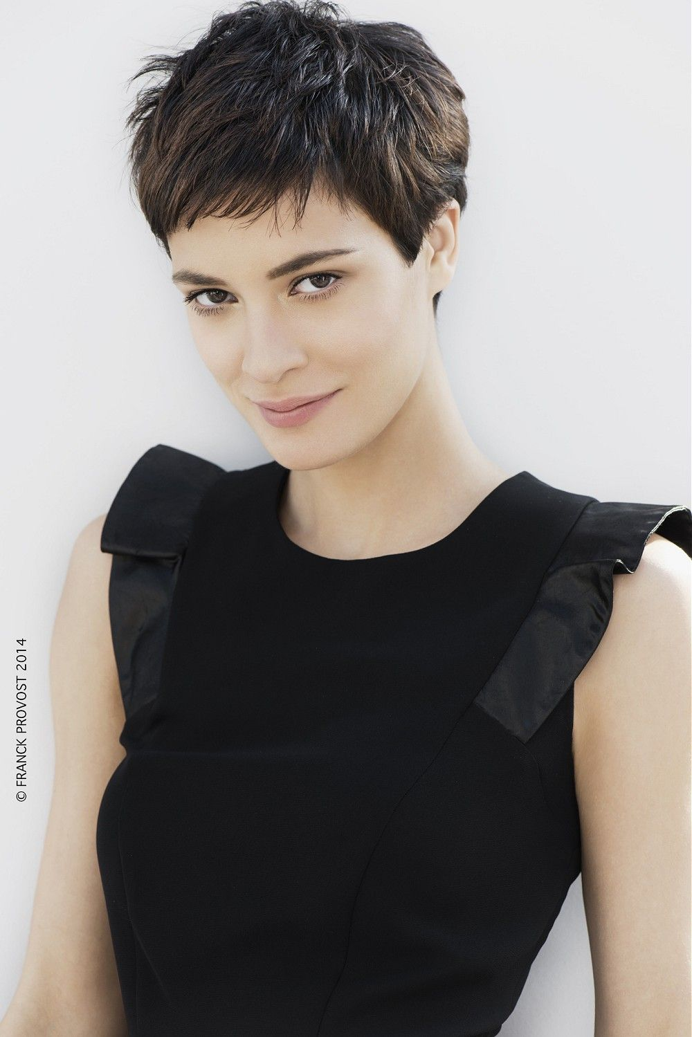 Pin on hairstyle inspiration - Franck provost coupe femme ...