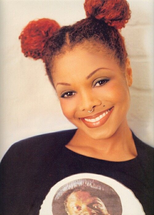 Janet Jackson Is So Freaking Beautiful Natural Hair Styles Hair Styles Natural Hair Inspiration