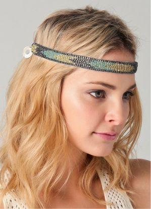 Comment faire tenir un headband ? Accessoires cheveux