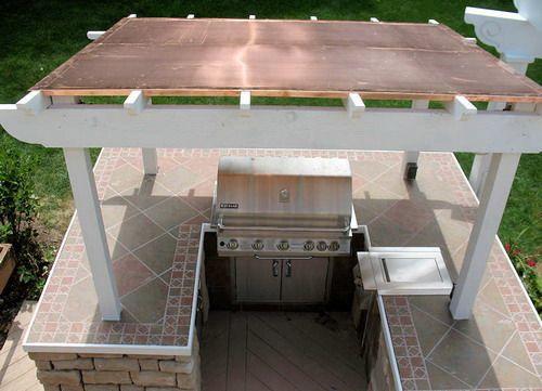 Outdoor Kitchen Ideas Types Of Great Outdoor Kitchen Roof Ideas Home Design Gallery Outdoor Kitchen Design Backyard Bar Backyard Design